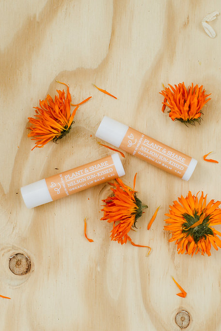 NELSON SUN-KISSED LIP BALM TUBE