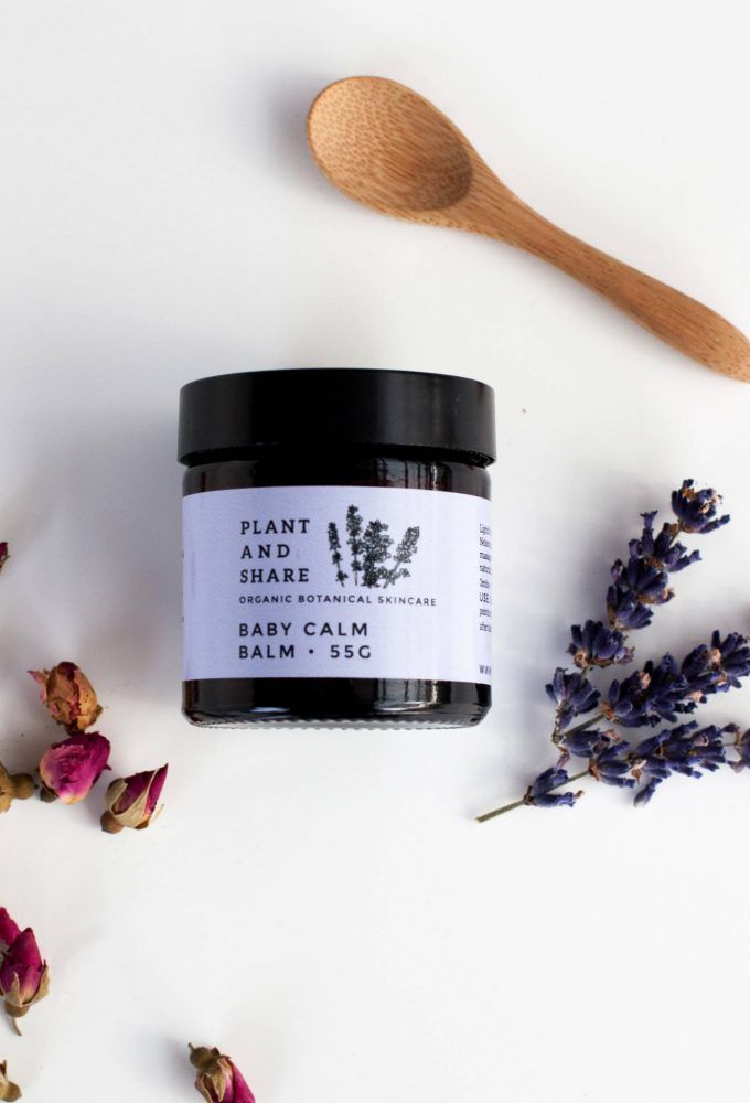 BREATHE IN, BREATHE OUT WITH BABY CALM BALM
