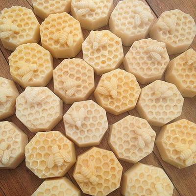 Organic Soaps - bees wax