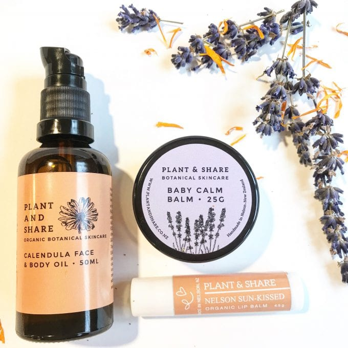 Natural Skincare products for Mother & Child