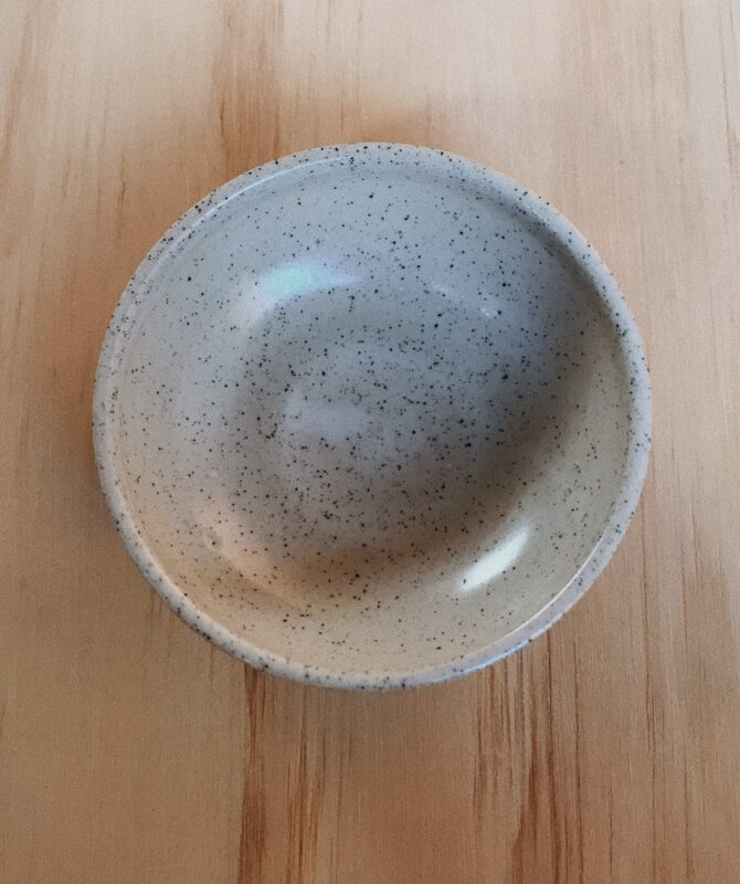 CLAY MASK BOWL – POTTER BEE