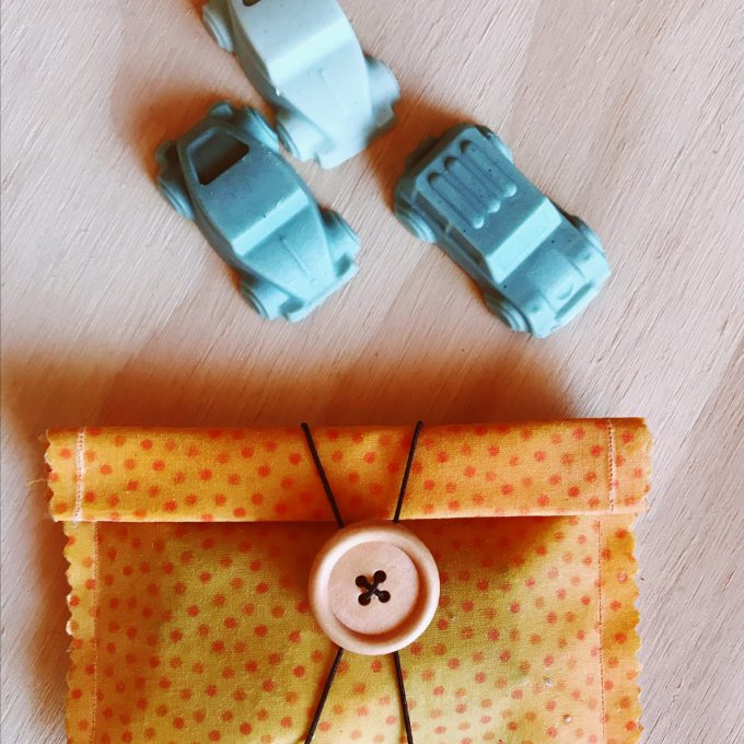 Mac's Mini Car Soaps