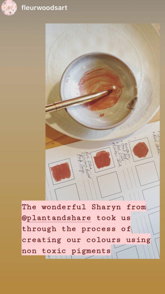 lipstick workshop organic
