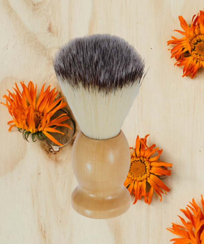 SHAVING BRUSH – ANIMAL FREE